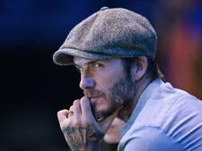 Beckham moet haast maken met eigen team in MLS