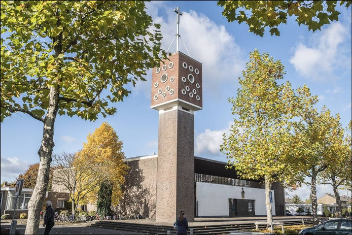 De Jozefkerk in De Valuwe.