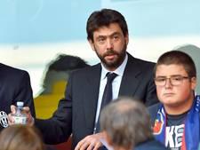 Juventus trekt naar Nederland