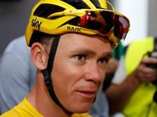 Froome na Rio naar de Vuelta