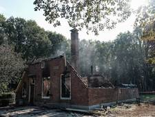 Afgebrande scoutingboerderij stond ten onrechte op monumentenlijst