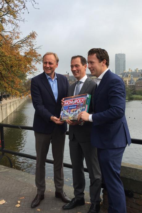 Nieuwe Pier ook op Haags Monopoly 2017