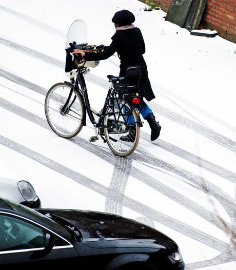 Utrecht is klaar voor de gladheid in de winter