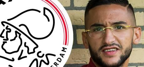 Kogel door de kerk: Ziyech tekent bij Ajax