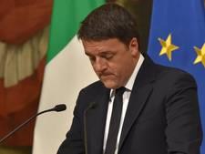 Italiaanse premier stapt op na overtuigend 'no' bij referendum