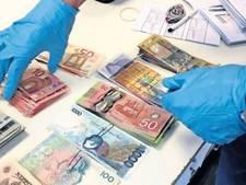 Record: 402 miljoen euro geplukt van criminelen