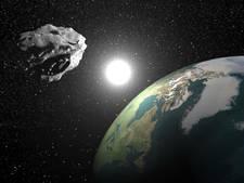 15.000 asteroïden naar de aarde
