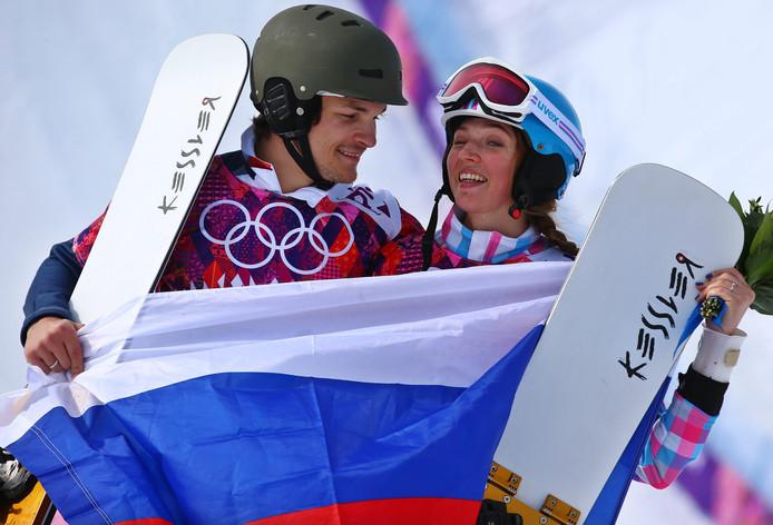 Man en vrouw halen medaille binnen tien minuten | Andere sporten | AD ...