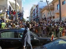 Militaire interventie Gambia tijdelijk stilgelegd