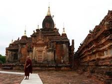Aardbeving in Myanmar treft eeuwenoude tempels