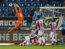 LIVE: Willem II verder met tien man tegen Utrecht