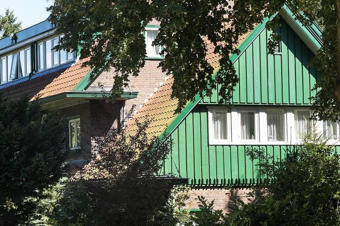 Huizen van de Woningbouwvereniging voor Ambtenaren te Arnhem. Foto Marina Popova