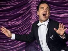 Zo klinkt het nieuwe album van Robbie Williams