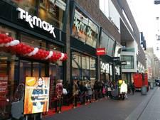 TK Maxx opent voor het eerst deuren voor publiek