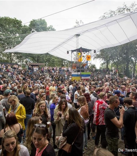 Festival Have A Nice Day in Eibergen afgelast voor 2017
