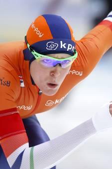 Zieke Ter Mors mist 500 en 1500 meter in Heerenveen