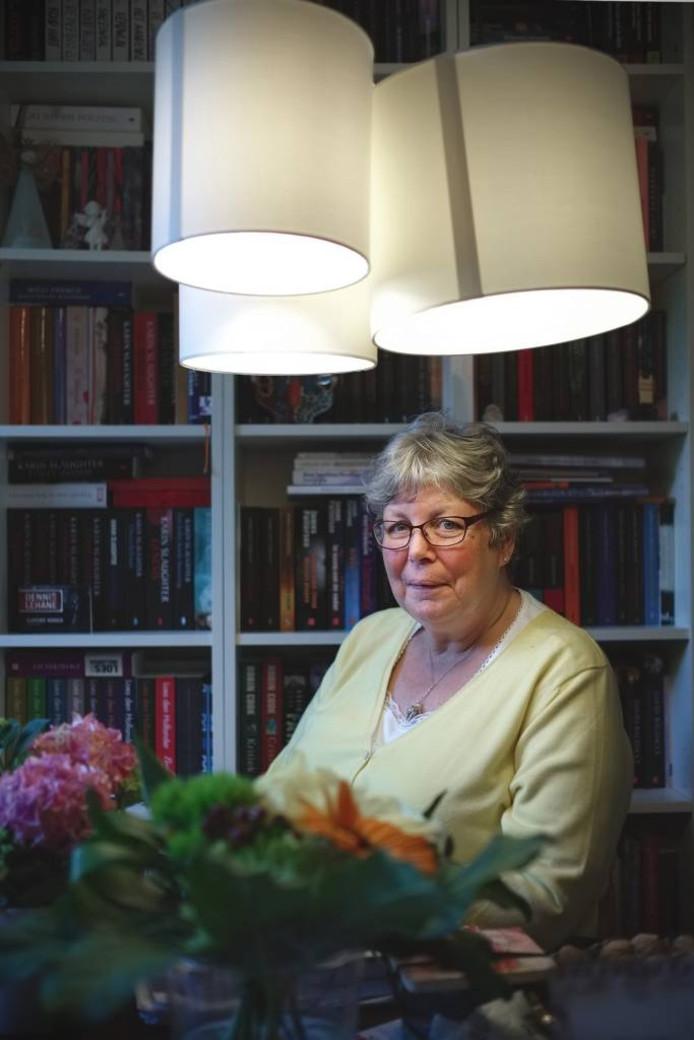 Saskia Harmse. foto Jan van den Brink