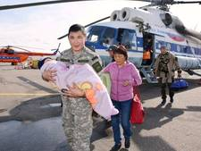Verdwaalde peuter overleeft 3 dagen in Siberisch bos op reep chocolade