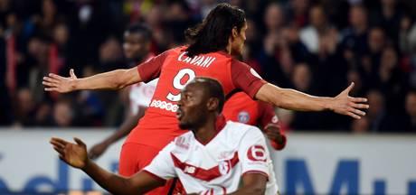PSG nadert koploper Nice na zege bij Lille