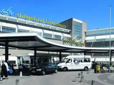 Druk in Achterhoekse ziekenhuizen op 'gladde' zaterdag