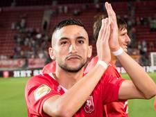 Transfer Hakim Ziyech naar Ajax stap dichterbij