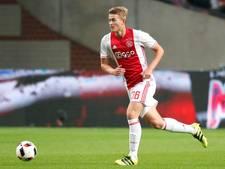 Promotie voor verdediger De Ligt bij Ajax