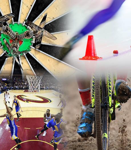 Sport vandaag:  Australian Open, Afrika Cup en wielrennen