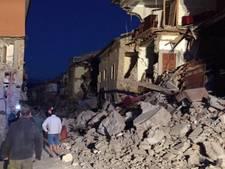 Dodenaantal loopt op bij krachtige aardbeving Italië