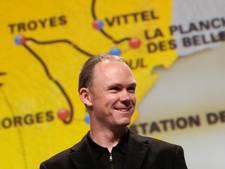 Froome: Ik start in de Tour om iedereen te verslaan