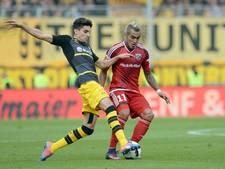 Dortmund ontsnapt aan nederlaag bij hekkensluiter