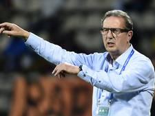 Leekens per direct weg bij Algerije na Afrika Cup-flop
