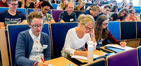 Nog nooit zoveel studenten op Nederlandse universiteiten