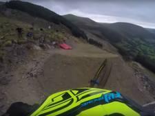 De zwaarste downhillrace ter wereld