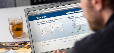 Facebook ziet meer door de vingers