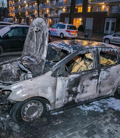Opnieuw autobrand in Culemborg: derde in één weekend