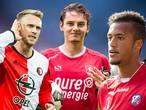 Ünal in voetsporen Kalou, zware dobber PSV en Ajax