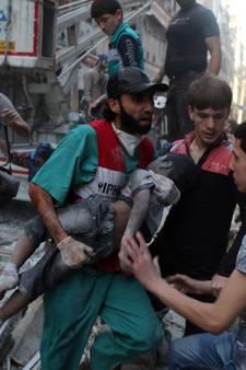 WHO wil zieken en gewonden evacueren uit Aleppo