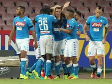 Milik met twee goals de grote man bij Napoli in topper met Milan