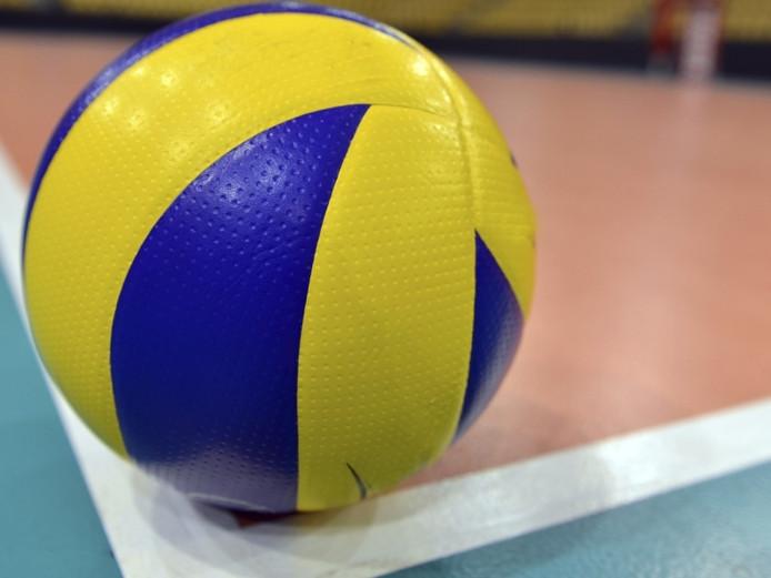 Volleybal. Foto: ANP