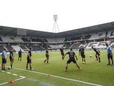 Polman Stadion is even bezet gebied