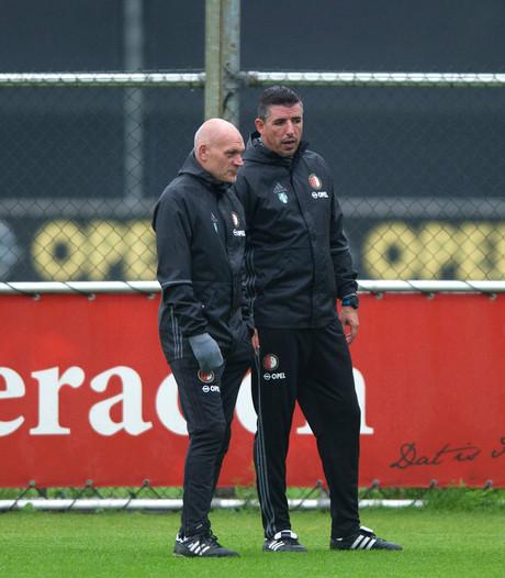 Wouters en Makaay blijven in technische staf Feyenoord