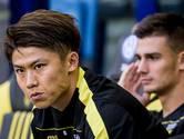 Ota terug bij Vitesse na wereldreis zonder speelminuten