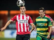 Koploper Jong PSV wint ook van Fortuna