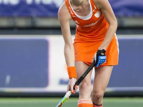 Willemijn Bos stopt bij Oranje