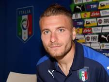 Immobile nieuwe ploeggenoot De Vrij bij Lazio
