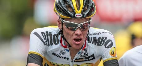 Vuelta voorbij voor Kruijswijk na zware val