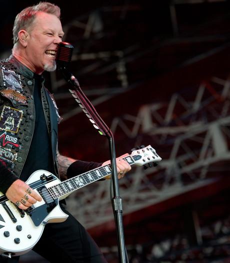 Metallica kondigt na nieuw album ook nieuwe tour aan