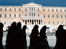 'Ook nonnen in habijt niet welkom op strand Nice'