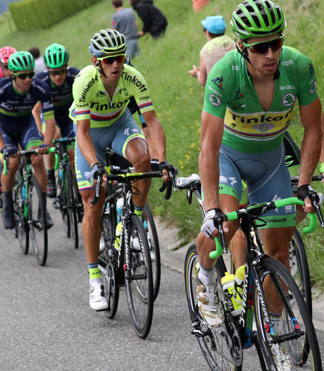 Sagan wint na groene trui ook prijs voor superstrijdlust