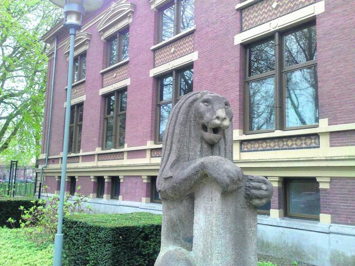 De rechtbank in Zutphen.